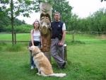 Ausflug Wildpark Eekholt 07-2004