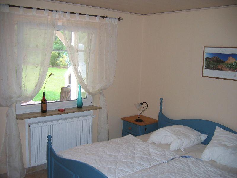 Das Ferienhaus - Schlafzimmer im Anbau