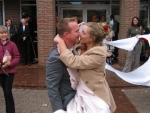 Hochzeit Tini und Tom 29.10.2004
