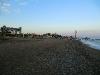 der Strand vom Mega Saray