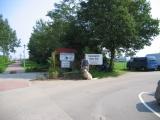 Hier ist der Campingplatz, wo Ute ihre Kindheit verbracht hat….
