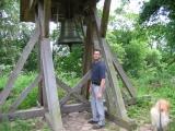 Danach haben wir einen kleinen Ausflug auf eine Anhöhe gemacht, wo eine Kirchenruine zu besichtigen war.