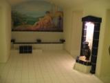 Am Abend haben wir uns noch den Saunabereich zur gemühte geführt. Es gab ein Dampfbad, fin. Sauna und ...... tja keine Ahnung, ein Raum mit Fliesenbänken....